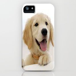 Love Dogs Dog Groomer Paw Print Grooming Cute iPhone Case