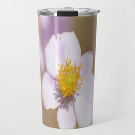 Anemone in the Garden Travel Mug