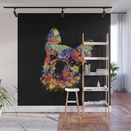 French Bulldog -Frenchie Dog Wall Mural