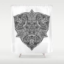 Sheild Shower Curtain