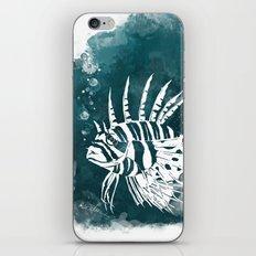 Feuerfisch iPhone Skin