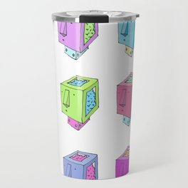 Cubeheds ( available for t-shirts ) Travel Mug