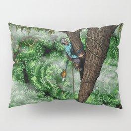 Flip Lining Pillow Sham