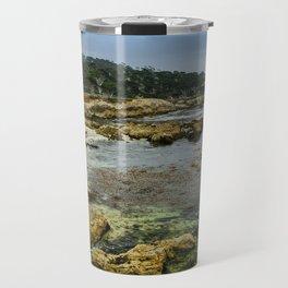 Sunset Point, Pebble Beach, California Travel Mug