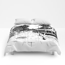Demolition Anxiety 04 Comforters
