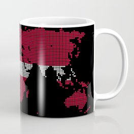 Denmark flag Coffee Mug