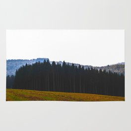 The Forest Calls Rug