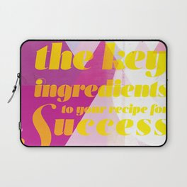 determination Laptop Sleeve