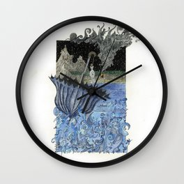 Current Express Wall Clock