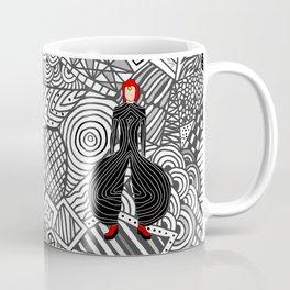 Heroes Fashion 6 Coffee Mug