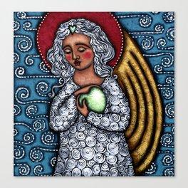 Archangel Raphael Canvas Print