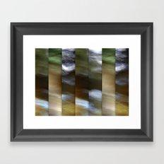 River Song Framed Art Print