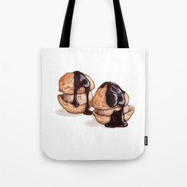 Desserts: Profiteroles Tote Bag