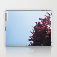 Dear red tree Laptop & iPad Skin