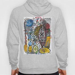 Feathers or Rockets Hoody
