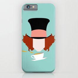 The Hatter iPhone Case
