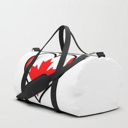 Love Canada Duffle Bag