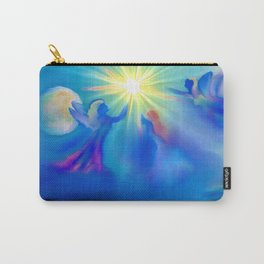 ANGELS OF HEALING Carry-All Pouch