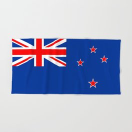 New Zealand country flag Hand & Bath Towel