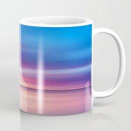 Abstract Sunset V Coffee Mug