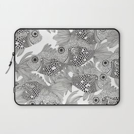 Fish School I Laptop Sleeve