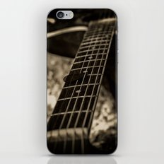 The Next Note iPhone & iPod Skin