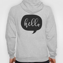Hello, is it me you're looking for ? Hoody