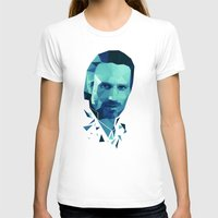 rick grimes T-shirts featuring Rick Grimes - The Walking Dead by Dr.Söd