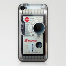Brownie 8mm Movie Camera iPhone & iPod Skin