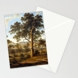 John Glover Launceston and the River Tamar Stationery Cards