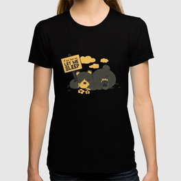 If You Love Let Me Sleep T-shirt