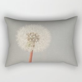 The Passing of Time Rectangular Pillow
