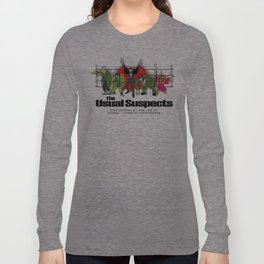 Zoinks! It's the Usual Suspects Long Sleeve T-shirt