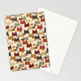 Nala Cat Pattern Roycroft Stationery Cards
