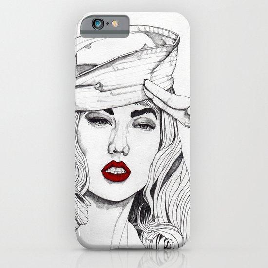 Sailor Girl 2 iPhone & iPod Case