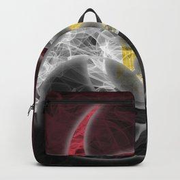 Biohazard Egypt, Biohazard from Egypt, Egypt Quarantine Backpack