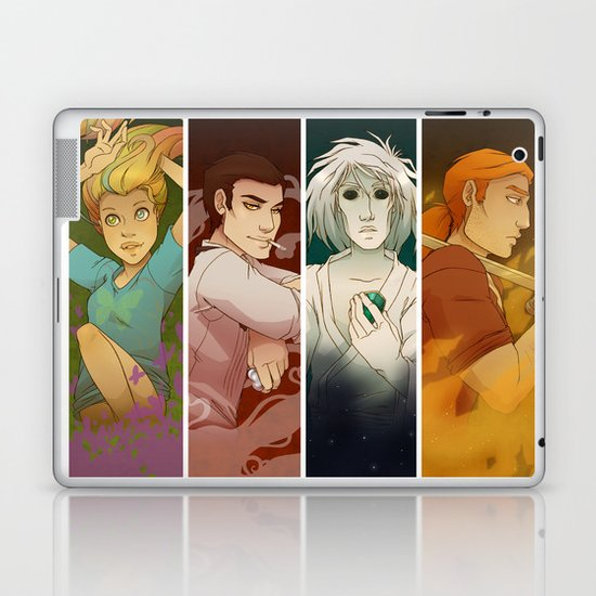 Sandman Quartet Laptop & iPad Skin