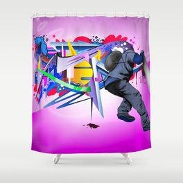 FYW Shower Curtain