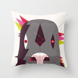 Empio - Portraits in E Throw Pillow