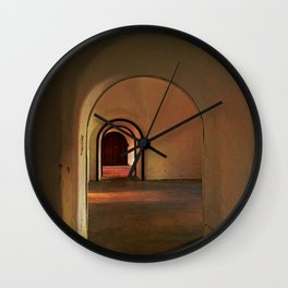 Cristobal Corridor Wall Clock