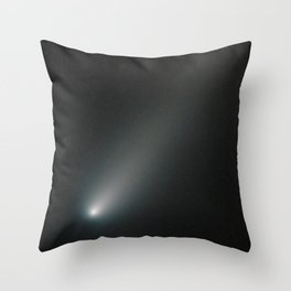 Comet ISON Throw Pillow