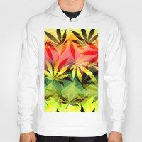 marijuana Hoodies featuring Marijuana by SpecialTees