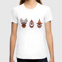 reindeer T-shirts featuring Reindeer by Murat Sünger