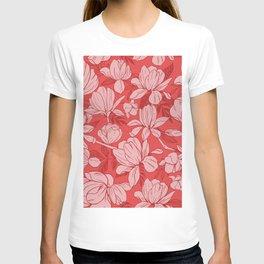 Pretty Pink Pattern T-shirt