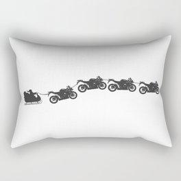 Motorcycle Gift Idea racing bike biker superbike Rectangular Pillow