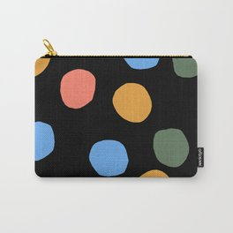 Bunte Punkte 002 / A Mid-Century Modern Pattern Carry-All Pouch