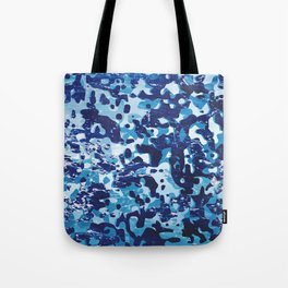 Surfing Camouflage #1 Tote Bag