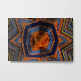 Types Latin America tissues Metal Print