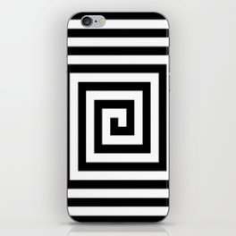 Zone A iPhone Skin