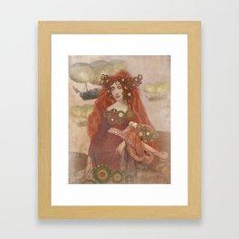 The Travelers Framed Art Print